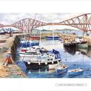 Afbeelding van 1000 st - Queensferry Harbour - Terry Harrison (door Gibsons)