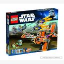 Afbeelding van Anakin Skywalker and Sebulba's Podracers - Lego Star Wars (door Lego)