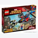Afbeelding van Marvel Spider-Man - Spider-Helikopter Redding - Lego Super Heroes (door Lego)